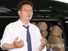 답하는 송영길 북방경제협력위원장