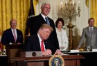 트럼프, 북한 인권법 재승인 법안에 서명… 2022년까지 연장
