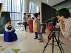 무료 메이크업·헤어, 사진 촬영 및 제작…'찾아가는 행복 사진'