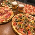 대전 서구 맛집 186 아메리칸비스트로, 24시간 이상 직접 숙성한 도우로 만든 피자 제공