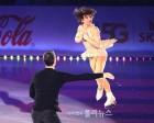 메건 두하멜-에릭 레드포드,'놀라운 점프 연기'
