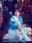 전소미, 갈수록 예뻐지네…2000년대생 소녀의 90년대 느낌 레트로 스타일