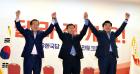 '洪風(홍준표 바람)' 잠재워야 살아남는 '친박'