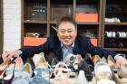 [히든 강소기업] '행복'을 신기는, 바이네르 김원길 대표를 만나다