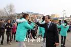 연천군 2018 평창동계올림픽 성화봉송행사