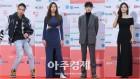 [아주동영상] '2018 가온차트 K-POP 어워드' 레드카펫 밟는 화려한 시상자들