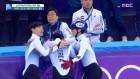 """[평창동계올림픽] """"멋진 선의의 경쟁을 펼친 우리 선수들""""··· """"힘들어 할 필요없습니다"""""""