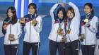 [평창] '종합 7위' 한국, 6개 종목서 역대 최다 메달 획득...뜨거웠던 17일 간의 여정