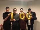 '골든슬럼버' 관객수 100만 관객 돌파…강동원·김의성·김성균·김대명 인증샷 공개