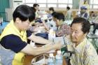 경북농협, '농업인 행복버스' 행사 펼쳐