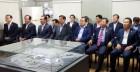보수표심 결집 행보 속 평창서 동계올림픽 준비상황 점검