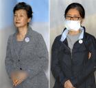박 전 대통령 '뇌물재판' 끝나지만 특활비·공천 개입 '첩첩산중'