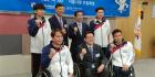 평창 빛낸 서울 대표 선수들, 박원순 시장과 오찬