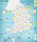 주말 날씨 전국 '맑음', 토요일 제주도 '비소식'