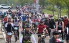 [제6회 연수구 친환경 자전거대축제]오롯이 두바퀴에 맡긴 심신… 빌딩숲 사이 '가을 라이딩'
