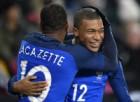 월드컵 우승후보 맞대결 '독일 vs 프랑스' 2-2 무승부… 라카제트 멀티골