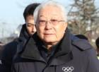 장웅 북한 IOC 위원, 올림픽 폐회 1주일 앞두고 조기 출국… '건강상 이유'