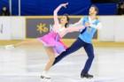 """피겨 스케이팅 아이스댄스 민유라·알렉산더 겜린… """"프리컷 통과후 아리랑 보여주는게 목표"""""""