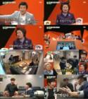 """'미우새' 토니母 """"홍삼보다 주병진""""… 김종국X김종민, 오징어 난장 '최고의 1분'"""