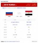 러시아 이집트, 피파랭킹·상대전적·중계는?…살라 출격