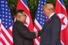 """트럼프 """"김정은은 똑똑한 터프가이…북한의 '전면적인 비핵화' 동참 믿는다"""""""