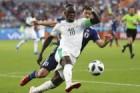 '이누이 동점골' 일본, '마네 선제골' 세네갈과 1-1 균형 (전반 종료)