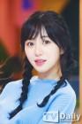 [TD인터뷰+] 권민아 '발랄하고 상큼한 양갈래 헤어스타일'