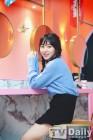 [TD인터뷰+] 권민아 '구안와사 이겨내고 씩씩하게'
