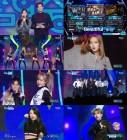 [TV온에어] '음악중심' 12주 만에 방송 재개…워너원 출연없이 1위, 통산 4관왕