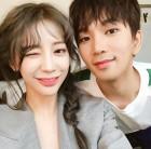 """지오♥최예슬, 변함없는 사랑 """"점점 닮아가는 듯"""""""