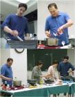 '살림남2' 민우혁, 20년간 식당 운영한 아버지와 요리 대결
