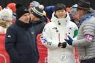 '아이언맨' 윤성빈, IOC 위원장 부탁으로 폐회식 무대에 출연