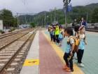 소천초병설유치원, 즐거운 기차여행