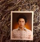 """배정남, 스무살 때 과거 사진 공개...강렬한 인상 """"나 스무살 때 눈썹 쎄구먼"""""""