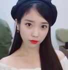 아이유,김연아 설현 제치고 6월 여자 광고모델 브랜드 평판 1위