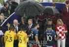 러시아 월드컵 뜻밖의 스타 '키타로비치' 크로아티아 대통령