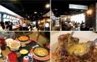 무더위를 피해 즐기는 분당 서현역 데이트 맛집 '샤이바나'의 미국 가정식