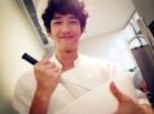 류이호, 아시아를 '얼굴'로 평정, '김수현 닮아' 들썩
