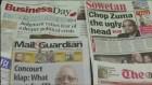 [월드 브리핑] 남아공 ANC, 주마 대통령 소환 결정