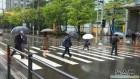 [날씨] 전국 대부분 지역 '비'…언제까지 오나?