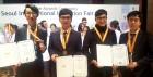 금오공대 `2017 서울국제발명전시회` 금·은·동 수상