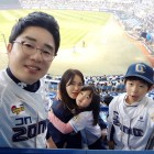 9 방송인 박재홍 씨 가족
