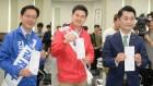 지방선거 후보등록 시작…본격 선거전 불붙었다
