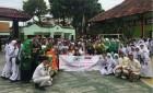인도네시아 수라바야에서 부산을 알린다