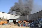 고양 일산서구 재활용센터 불… 피해규모 조사 중