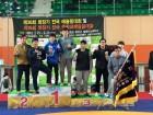 [우리팀 최고] 창단 18년 만에 그레코로만형 첫 종합우승 부천시청 레슬링팀