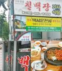 영화 '택시운전사' 속 '송강호 식당' 화제…고추장 불고기·송강호 자리