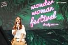 [원더우먼 페스티벌]'박명수 아내' 한수민, 2030女에 피부 관리 꿀팁 전달