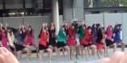 장안의 화제, '셀럽파이브' 원조 TDC는 누구?...일본 오사카 고교 댄스부