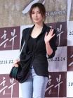 """[국제포토] 김소연 """"이상우와 결혼 후 물오른 미모"""" (흥부 VIP 시사회)"""